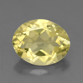 3.02 ct Natural Lemon Quartz