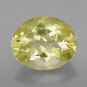 Buy 3.19 ct Lemon Quartz 11.10 mm x 8.7 mm from GemSelect (Product ID: 307000)