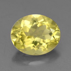 Buy 3.30 ct Lemon Quartz 11.00 mm x 9.1 mm from GemSelect (Product ID: 307003)
