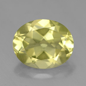 Buy 3.36 ct Lemon Quartz 11.04 mm x 8.9 mm from GemSelect (Product ID: 307009)