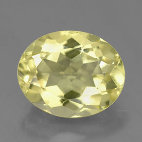 Buy 3.51ct Lemon Quartz 11.03mm x 8.93mm from GemSelect (Product ID: 307014)