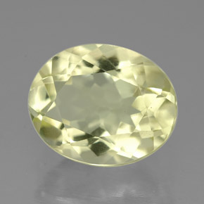Buy 3.66 ct Lemon Quartz 11.18 mm x 9.1 mm from GemSelect (Product ID: 307016)