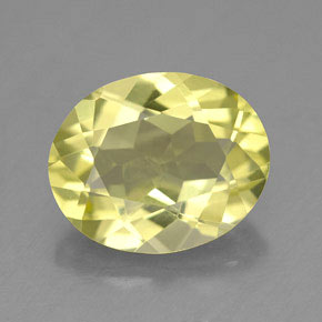 Buy 3.09 ct Lemon Quartz 11.09 mm x 9 mm from GemSelect (Product ID: 308486)