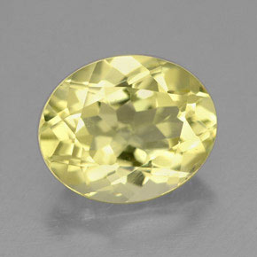 Buy 3.41ct Lemon Quartz 10.93mm x 8.91mm from GemSelect (Product ID: 308488)