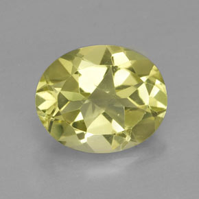 Buy 3.28 ct Lemon Quartz 11.12 mm x 9.1 mm from GemSelect (Product ID: 311713)