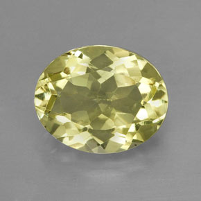 Buy 3.48 ct Lemon Quartz 11.14 mm x 9 mm from GemSelect (Product ID: 311715)