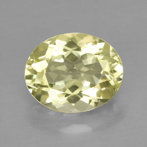 3.8 ct Natural Lemon Quartz