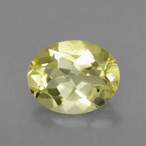 Buy 3.04 ct Lemon Quartz 10.91 mm x 8.8 mm from GemSelect (Product ID: 313101)