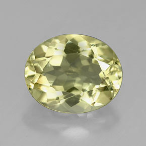 Buy 3.78 ct Lemon Quartz 11.18 mm x 9.1 mm from GemSelect (Product ID: 313140)