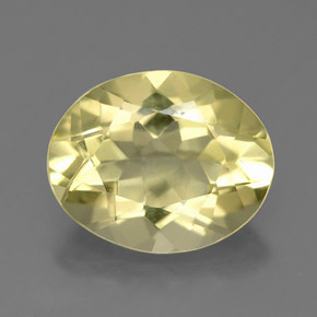 3.26 ct Natural Lemon Quartz
