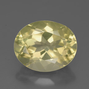Buy 3.42 ct Lemon Quartz 10.88 mm x 8.8 mm from GemSelect (Product ID: 317797)