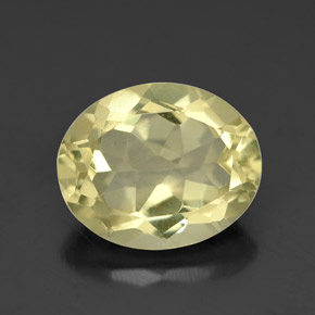 3.16 ct Natural Lemon Quartz