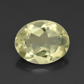 Buy 2.89 ct Lemon Quartz 11.02 mm x 9 mm from GemSelect (Product ID: 320306)