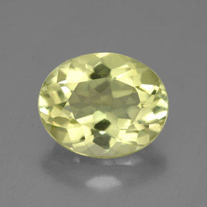 Buy 3.73 ct Lemon Quartz 11.15 mm x 9 mm from GemSelect (Product ID: 320481)