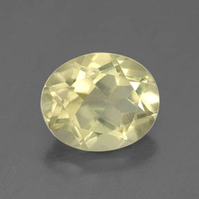 3.34 ct Natural Lemon Quartz