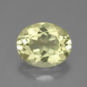 Buy 3.91 ct Lemon Quartz 11.26 mm x 9.2 mm from GemSelect (Product ID: 320485)