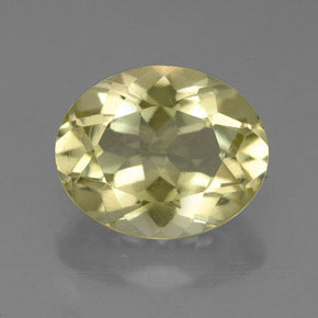 Buy 3.67 ct Lemon Quartz 11.09 mm x 9 mm from GemSelect (Product ID: 327588)