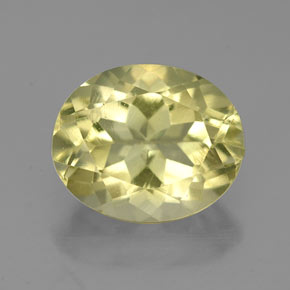 Buy 3.59ct Lemon Quartz 10.81mm x 9.06mm from GemSelect (Product ID: 327593)