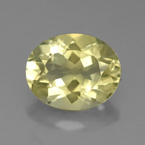 3.42 ct Natural Lemon Quartz