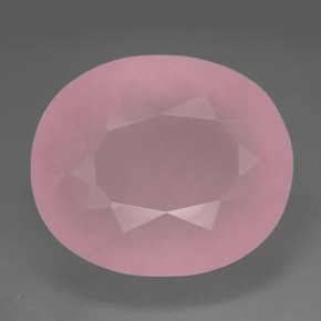 Buy 216.65 ct Pink Rose Quartz 39.10 mm x 33.1 mm from GemSelect (Product ID: 179816)