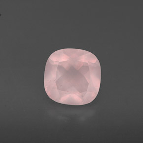 Buy 0.83 ct Pink Rose Quartz 6.08 mm x 6.1 mm from GemSelect (Product ID: 248822)