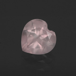 Buy 0.71 ct Light Pink Rose Quartz 6.02 mm x 6 mm from GemSelect (Product ID: 270663)