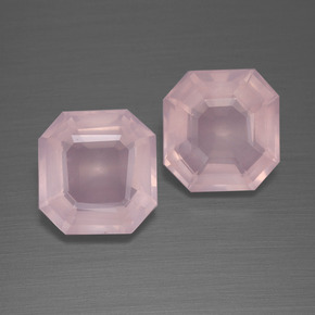 Buy 3.77 ct Pink Rose Quartz 7.97 mm x 8 mm from GemSelect (Product ID: 394561)