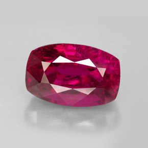 6 3 Carat Fancy 12 7x8 4mm Natural And Untreated Rubellite
