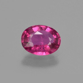0 8 carat purplish red rubellite tourmaline gem from mozambique natural and untreated. Black Bedroom Furniture Sets. Home Design Ideas