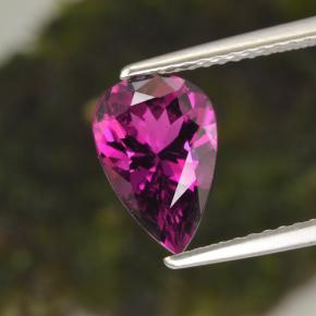Buy 1.90 ct Purplish Red Rubellite Tourmaline 10.09 mm x 6.8 mm from GemSelect (Product ID: 451457)