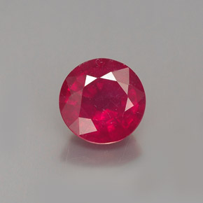Buy 1.90 ct Pink Red Ruby 7.06 mm  from GemSelect (Product ID: 214502)