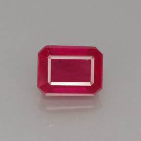 Buy 1.65 ct Pink Red Ruby 6.87 mm x 5.3 mm from GemSelect (Product ID: 230805)