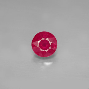 1.27 ct Natural Red Ruby
