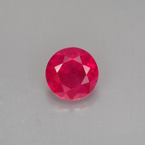 Buy 1.12 ct Red Ruby 6.00 mm  from GemSelect (Product ID: 258489)