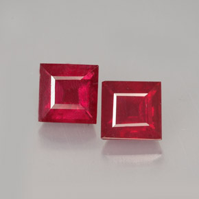Buy 3.77ct Red Ruby 6.15mm x 6.12mm from GemSelect (Product ID: 260389)
