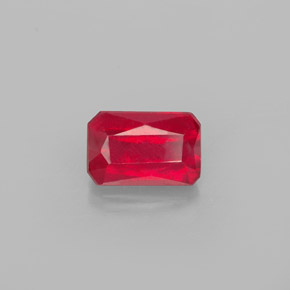 Buy 1.11 ct Red Ruby 6.72 mm x 4.4 mm from GemSelect (Product ID: 265640)