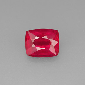 1.42 ct Natural Red Ruby