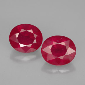 Buy 3.35 ct Red Ruby 7.35 mm x 6.4 mm from GemSelect (Product ID: 275472)