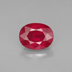 Buy 2.37 ct Pink Red Ruby 8.66 mm x 6.7 mm from GemSelect (Product ID: 287551)