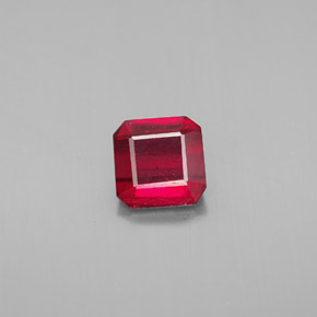Buy 1.38 ct Pink Red Ruby 6.13 mm x 6.1 mm from GemSelect (Product ID: 300674)