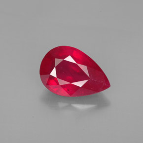 Buy 4.60 ct Red Ruby 12.43 mm x 8.4 mm from GemSelect (Product ID: 301994)