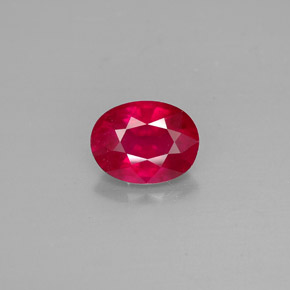 Buy 1.67 ct Pink Red Ruby 7.88 mm x 6.1 mm from GemSelect (Product ID: 304026)