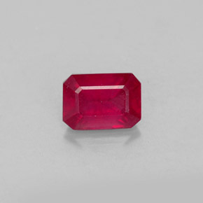 Buy 1.37ct Pink Red Ruby 7.05mm x 5.00mm from GemSelect (Product ID: 304283)