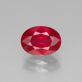 Buy 1.62 ct Pink Red Ruby 7.86 mm x 5.8 mm from GemSelect (Product ID: 305706)