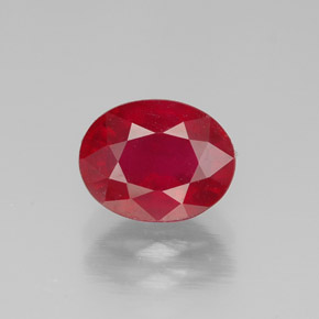 Buy 1.84 ct Pink Red Ruby 7.85 mm x 6.1 mm from GemSelect (Product ID: 305709)