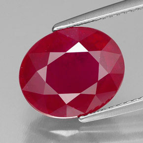 Buy 6.88ct Pink Red Ruby 12.24mm x 10.18mm from GemSelect (Product ID: 308245)