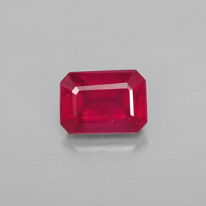 1.38 ct Natural Pink Red Ruby