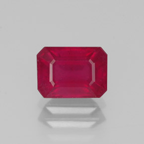 Buy 1.56 ct Pink Red Ruby 7.19 mm x 5.2 mm from GemSelect (Product ID: 312569)