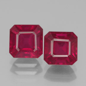 Buy 3.27 ct Pink Red Ruby 6.16 mm x 6.1 mm from GemSelect (Product ID: 312648)
