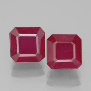 Buy 3.29 ct Pink Red Ruby 6.18 mm x 6.1 mm from GemSelect (Product ID: 312649)